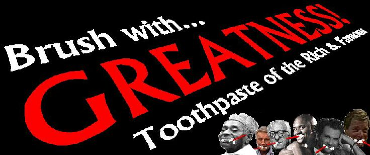 Greatness Toothpaste